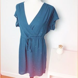 Navy Blue Monk & Lou Dress